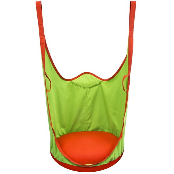 Sorbus Kids Pod Swing Chair Nook   (Pod Orange)