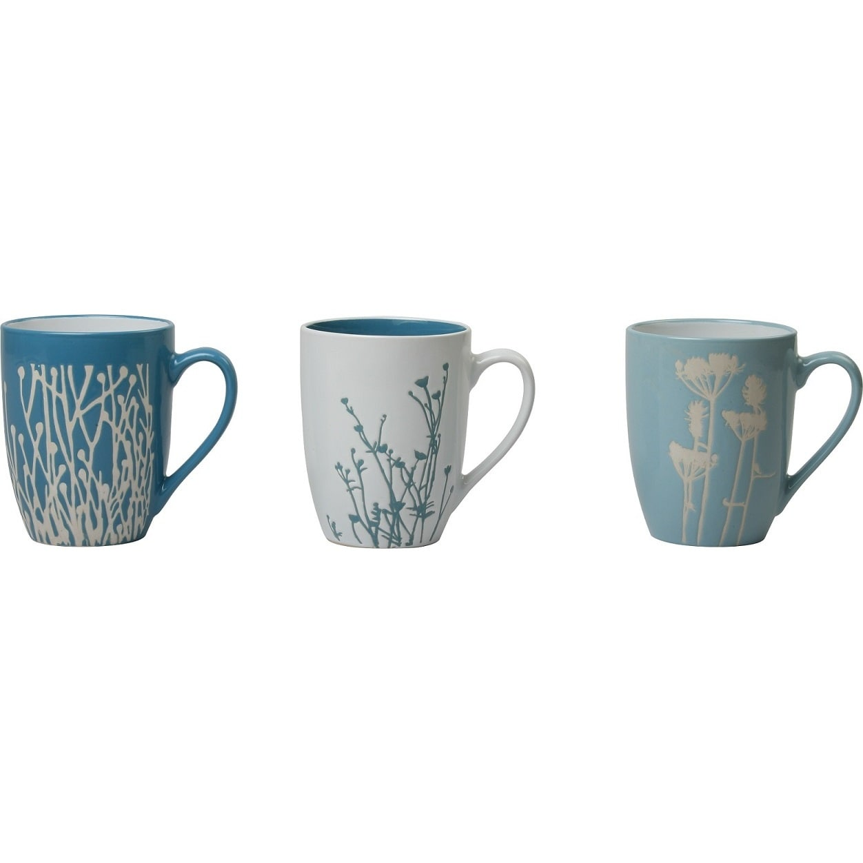 Wee's Beyond Tree 12oz Coffee Mug - Set of 6 (12oz Coffee...