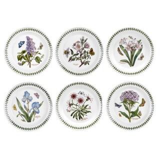 Portmeirion Botanic Garden Set of 6 Salad Plates