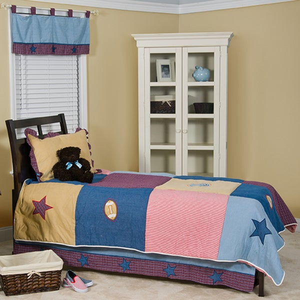 Let's Play Ball Sports 4-piece Comforter Set