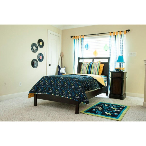 Rock Star 5-piece Comforter Set