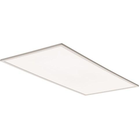 Lithonia Lighting EPANL 24 40L 40K Edge Lit Flat LED Panel, 2x4, 4000K