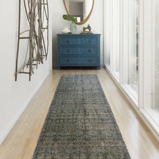 Link to Alexander Home Genova Boho Abstract Rug Similar Items in Farmhouse Rugs