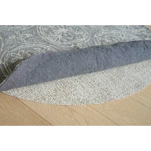 Eco Weave, Eco-Friendly Jute & Rubber, Non-Slip Rug Pad - 7' Round