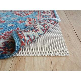 eco lock nonslip natural rubber rug pad 4u0027 x 8u0027