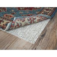 Eco Weave, Eco-Friendly Jute & Rubber, Non-Slip Rug Pad - 5' x 5'