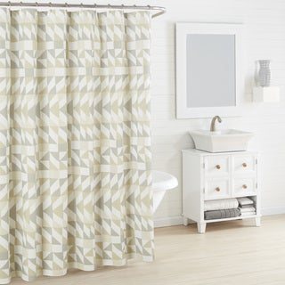 City Scene Piper Shower Curtain