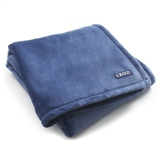 IZOD Soft Plush Throw