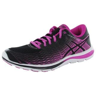 Asics Womens Gel-Super J33 2 Running Sneakers (Option: Pink)