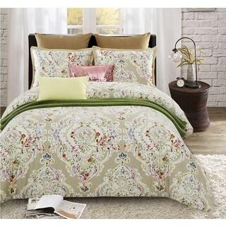 Lavish Night Rosemary 7-piece Cotton Duvet Set