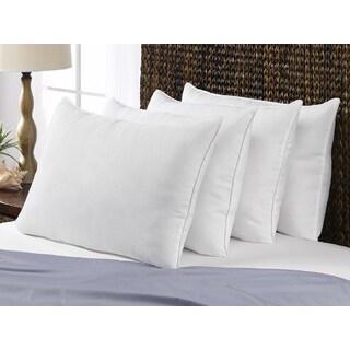 Microfiber Signature Medium Density Pillow (Set of 4)