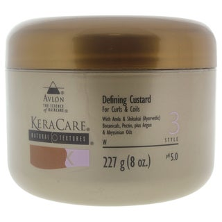 Avlon 8-ounce KeraCare Natural Textures Defining Custard