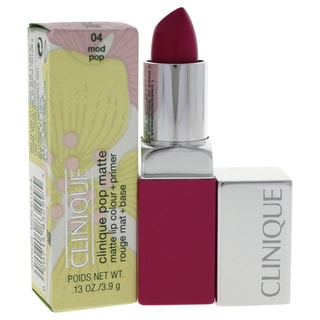 Clinique Pop Matte Lip Colour + Primer 04 Mod Pop