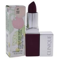 Clinique Pop Matte Lip Colour + Primer 07 Pow Pop