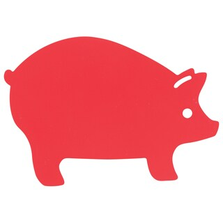 Now Designs Metal Trivet Pig