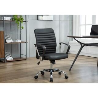 Porthos Home Adjustable Taft Office Chair