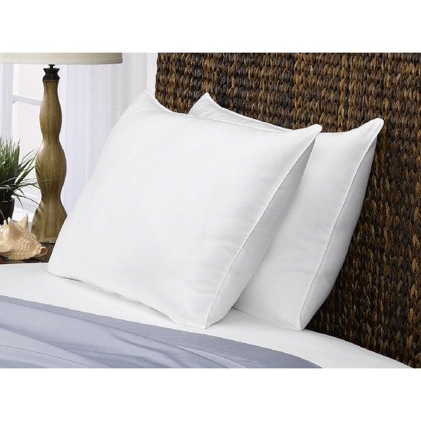 Down Soft Pillow (Set of 2) - White