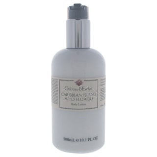 Crabtree & Evelyn 10.1-ounce Caribbean Island Wild Flowers Body Lotion
