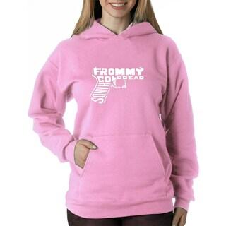 Women's From My Cold Dead Hands Hooded Sweatshirt