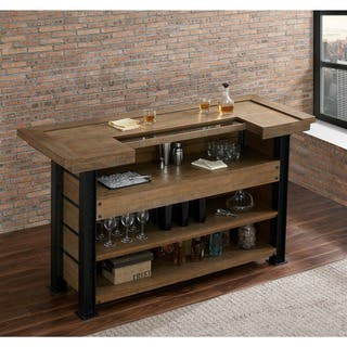 Buy Wall Bar Home Bars Online at Overstock.com | Our Best Dining ...