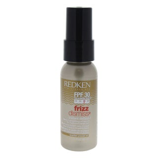 Redken Frizz Dismiss FPF 30 Instant Deflate 1-ounce Leave-In-Smoothing Oil Serum