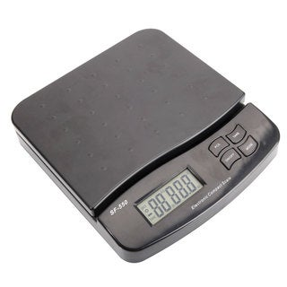 Link to 550 25KG/1G SF-550 Portable LCD 5 Digits Plastic Electronic Scale Black Similar Items in Weight Management