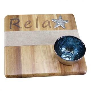 Pampa Bay Relax Wood Board Set (2pc)