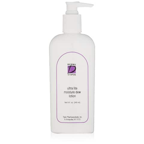 Topix Derma Topix Ultra Lite 8-ounce Moisture Dew Lotion