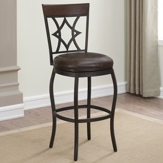 Shop Sunpan Brooke 30 Quot Bar Stool Espresso Leg Free