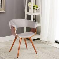 Porthos Home Finola Upholstered Side Seat