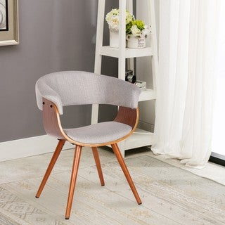 Porthos Home Finola Upholstered Side Seat