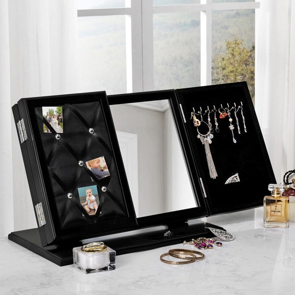 Shop Linda Modern Contemporary 3 In 1 Trifold Tabletop