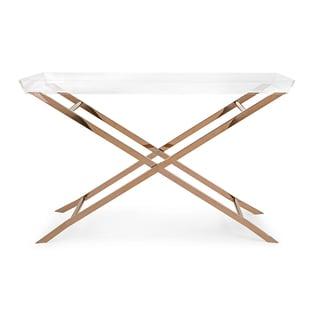 Clinton Acrylic Tray Table Free Shipping Today