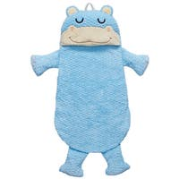 Fantasy Fields Pajama Party Time Hippo Slumber Bag