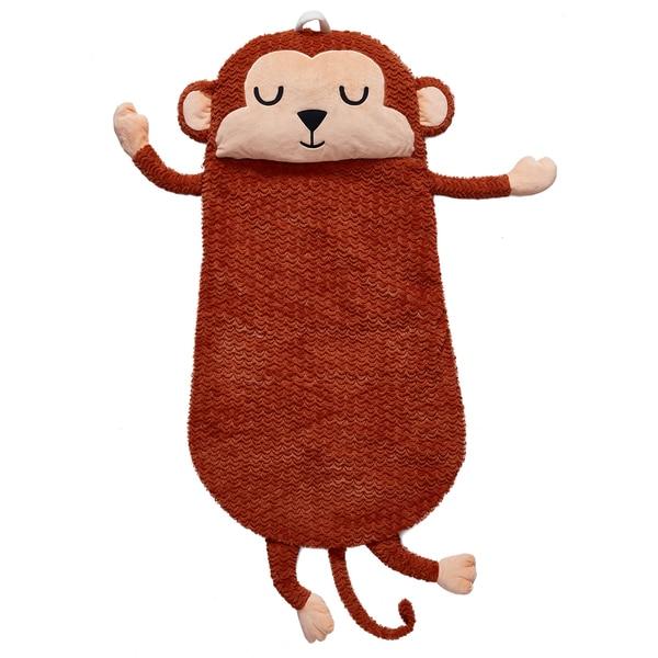 Fantasy Fields Pajama Party Time Monkey Nap Mat