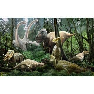 Dinosaurs Wall Mural