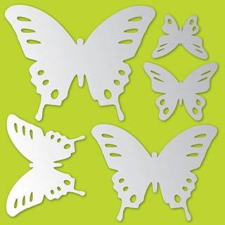 Butterflies Mirror Art