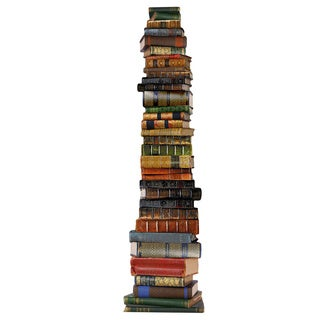 Stack Of Books Peel & Stick Border