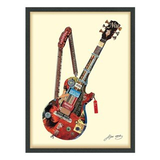 Electric Guitar Dimensional Art Collage|https://ak1.ostkcdn.com/images/products/16565429/P22897451.jpg?_ostk_perf_=percv&impolicy=medium
