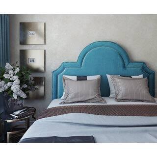 Laylah Sea Blue Velvet Headboard|https://ak1.ostkcdn.com/images/products/16565562/P22897607.jpg?impolicy=medium