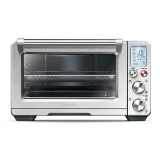 Breville The Smart Oven Air Silver Stainless Steel Oven
