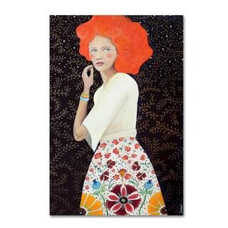 Sylvie Demers 'Isadora' Canvas Art