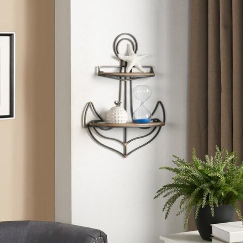 Danya B. Anchor Wall Shelf