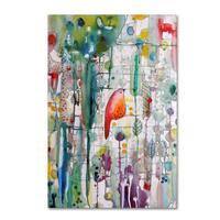Sylvie Demers 'Cache Cache' Canvas Art