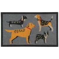 Now Designs Doormat Dog Days