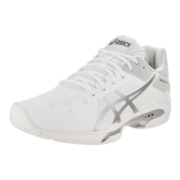 Asics White Men's Tennis Shoes Gel 3 Free Speed Solution Shop TSZqWd6vOZ