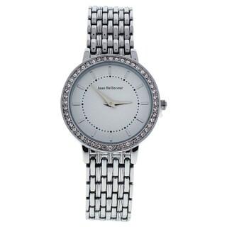 Jean Bellecour REDS16 Sophie - Silver Stainless Steel Women's Bracelet Watch