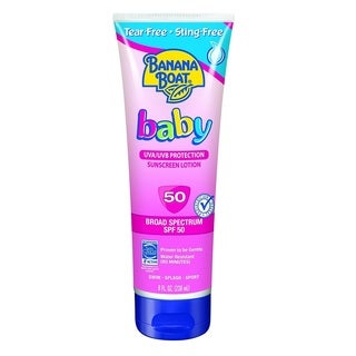 Banana Boat 10-ounce Baby Sunscreen Lotion SPF 50