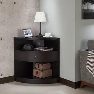 The Gray Barn Elsinora Multi-shelf Corner Buffet/TV Cabinet