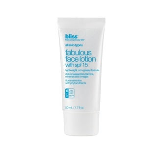 Bliss Fabulous 1.7-ounce Face Lotion with SPF 15